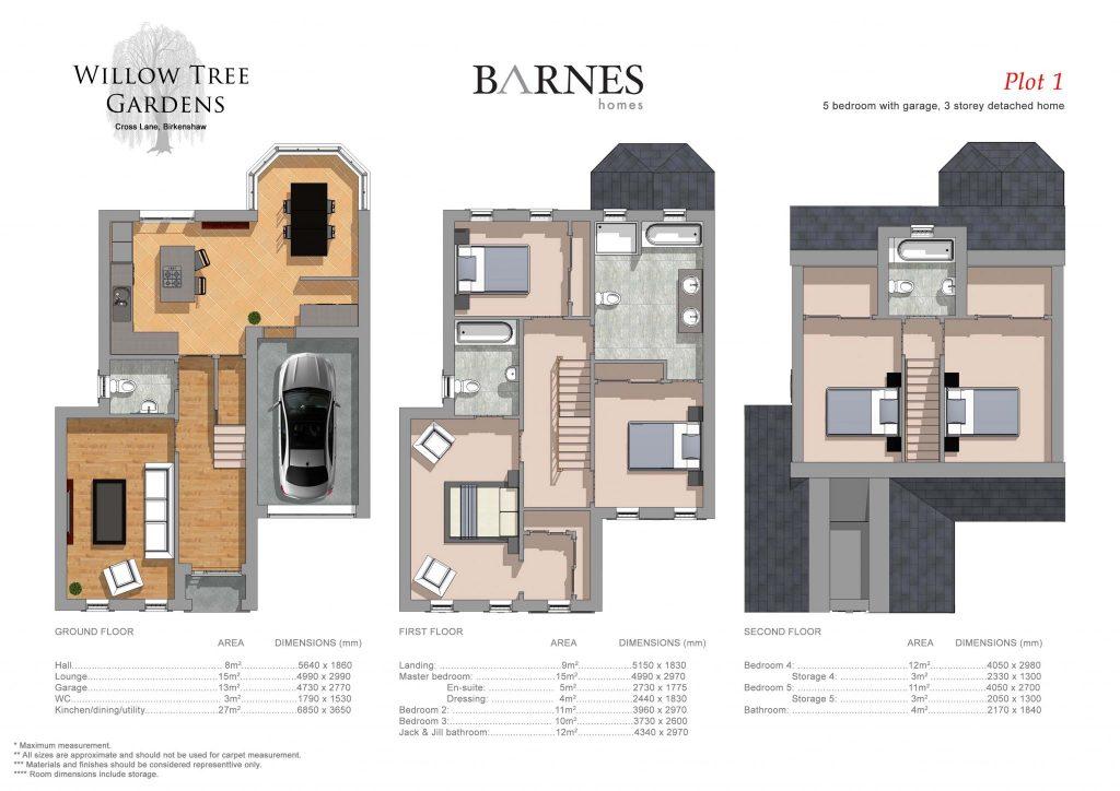 P1 layout